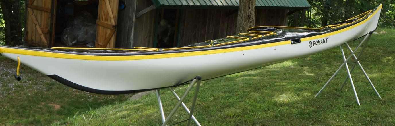Black / Yellow / Quill.  Wire Skeg.  Extras – Black Keel Strip, and Pump Recess.  Standard Lay Up.